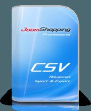 JoomShopping CSV [CIMEX]