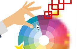 цветовая схема сайта