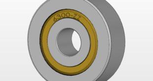 6300-ZZ шарикоподшипник