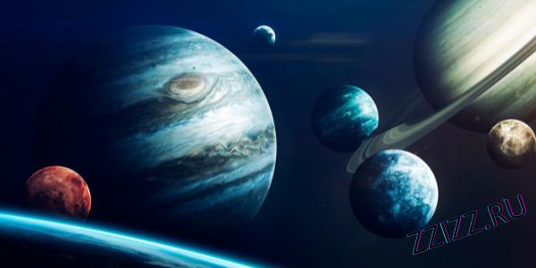 О планетах, небольшая развивающая викторина