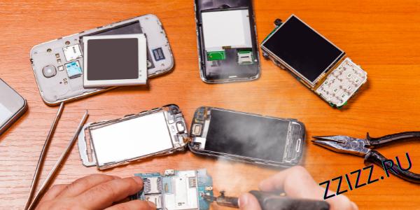 Распространяющееся черное пятно на экране мобильного телефона: 4 способа его исправить